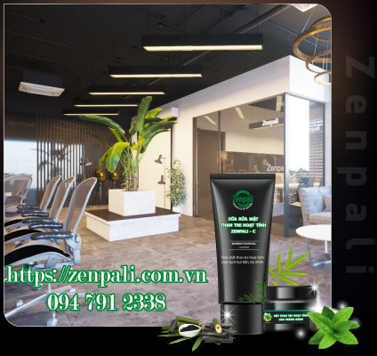 Sữa rửa mặt zenpali-C