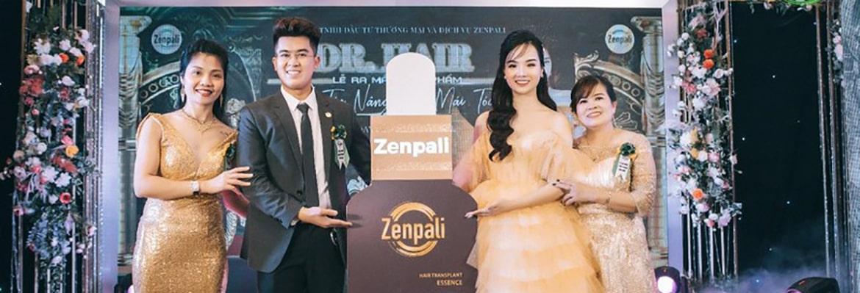 Dr. Hair Zenpali banner
